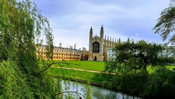 studying at cambridge